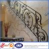 Antigüedad/pasamano modificado para requisitos particulares de la escalera del hierro labrado