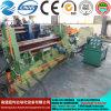 Mclw11stnc-12X2000 op een volledig Hydraulische CNC Buigende Machine van de Plaat, het Hogere Algemene begrip van de Rol Hydrauli