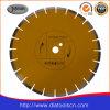 350mm diamante de corte de la hoja de Hormigón Armado