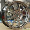 Le véhicule borde les RIM en aluminium de roue de roue automatique de 17*7.5inch PCD4*100