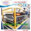PVC ASA PMMA 기계를 만드는 플라스틱에 의하여 윤이 나는 기와