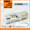 indicatore luminoso 1156 di nebbia dell'automobile di 12V-24V 22W LED con il chip del CREE
