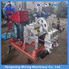Bw160 pompe de boue à haute pression de cylindre du diesel trois