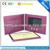 4.3 pulgadas LCD Screen Video Wedding Invitation Card para Happyi