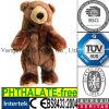 Urso aquecido micrôonda enchido alfazema da peluche do brinquedo do luxuoso do saco