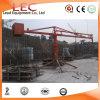 Горячий продавая Китай Mnaufacturer портативных мобильных новотрубный укладки бетона Boom оборудование на продажу