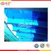 Folha lisa contínua de obstrução UV transparente desobstruída 240 do policarbonato de Lexan