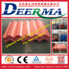 Plastik-PVC-gewölbter Dach-Fliese-Produktionszweig CER Bescheinigung