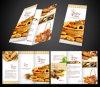 Impression de publicité polychrome d'insecte de feuillet de brochure