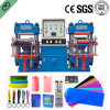 Automaticlly plastic Remote control Button Making Machine Two Workheads 32PC One time
