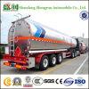 camion-citerne de faible puissance de combustible liquide de l'alliage 45m3 d'aluminium