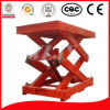 2t Small Fixed Hydraulic Lifting Platform