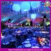Esfera inflável da decoração do casamento com as luzes mutáveis do diodo emissor de luz para o evento