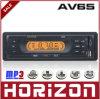 Émission réglable de Digitals de format de MP3 de soutien AV65 électriquement MP3, joueur de MP3 de voiture