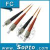 Mmf a dos caras FC a FC Fiber Jumper Cord Cable (SPP-FC-FC-A-DM-XX-X)