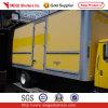 2014 Lichaam van de Vrachtwagen van de Noodsituatie van ISO het Gediplomeerde