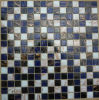 Bathroomのための熱いMelt Glass Mosaic Tile