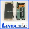 Samsung S6の端G925 LCDアセンブリのための携帯電話LCD