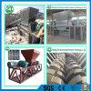 Gummireifen/Reifen/Holz/Plastik/Schaumgummi/Küche-überschüssiger/städtischer Abfall/Tierknochen-Reißwolf-Fabrik