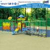 Corrediça ao ar livre Hf-18502 do campo de jogos das crianças da série da combinação