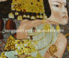 Glasmosaik-Kunst-Entwurfs-Abbildung für dekoratives Baumaterial