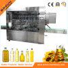 Máquina de embotellado plástica del aceite de oliva