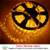 Traditional classique Christmas Holiday DEL Rope Light dans Varis Colors Good Quality Cheap Price