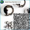Desplazamiento de la bola del carril/de bolas de acero inoxidables/de las bolas de acero/de las bolas de la precisión