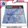 Vestiti variopinti di pulizia di vetro di Microfiber con stampa di Cmyk