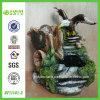 Décoration fausse de dispositif de l'eau d'aigle de montagne (NF11141-3)