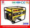 3kw (Power Supply를 위한 EC5500) Gasoline Generator Key Start