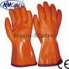 Winter Usage Work GloveのためのNmsafety PVC Glove