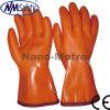 Nmsafety ПВХ перчатки для зимней Использование рабочих перчаток