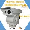 ホットスポット情報処理機能をもったアラーム機密保護の監視の赤外線熱カメラの森林火災アラーム