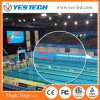 P5/P6mm impermeabilizan las pantallas de visualización de LED para la piscina
