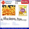 Alimento de bocado del maíz del soplo que hace la máquina