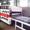 Flexo Wellpappen-Wasser-Tintendrucken-Maschine