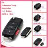 Chave remota para Auto Volkswagen Toreg com 4 botões 433MHz ID46 Chip