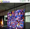 Étalage de panneau d'intérieur polychrome du vidéo DEL du Belarus P4 pour la location