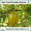 Extrait frais normal de poudre de Starfruit /Carambola avec le 5:1, 10:1