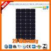 110W 156*156mono Silicon Solar Module