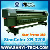 Sinocolor Xr-3208 Wide Format Printer (Xaar Proton 382 35pl Head、3.2 mの印刷の幅)