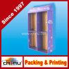Affichage en carton ondulé de palette de papier d'album de trame de photo (6114)