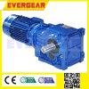Sew a caixa de engrenagens engrenada do motor da caixa de engrenagens arranjo helicoidal chanfrado