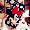 2016年の一般にCartoon 3dmickey Ceell Phone Silicon Case