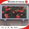 Visualizaciones de pantalla al aire libre a prueba de polvo impermeables de P10 LED