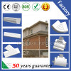 PVC Gutters per Roofing Water Drainage System