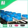 Transporte Chain de aço inoxidável de produto comestível