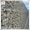 Cestas soldadas con autógena cubiertas PVC de Gabion de las jaulas de Gabion para las paredes de Reatining