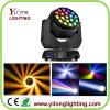 luces principales móviles del ojo de la abeja de 19PCS Osram RGBW para la venta